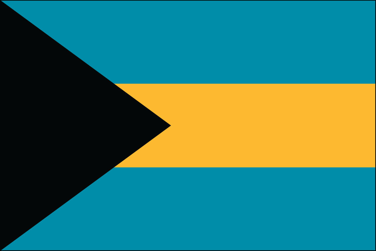 The Bahamas Join Our Gallery of Nations